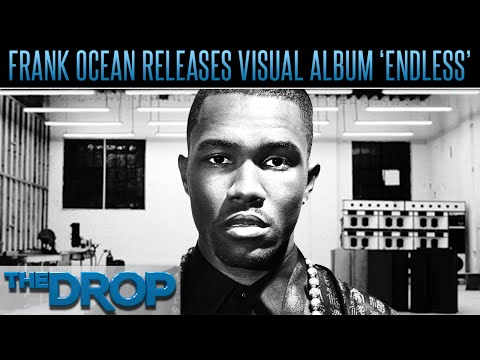 Frank Ocean Releases 45-minute Visual Album - The Drop Presented by ADD