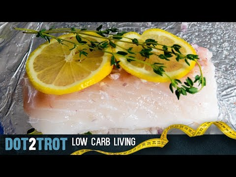 Cod Fish Foil Packets | Keto