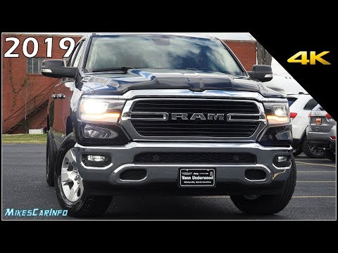 2019 RAM 1500 Big Horn - Ultimate In-Depth Look in 4K