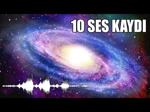 10 SPOOKY SOUND RECORDS FROM THE SPACE (Using Headphone Recommended!)