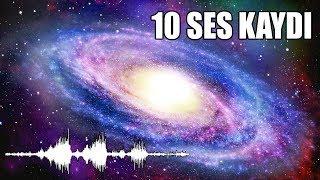 UZAYDAN GELEN 10 KORKUNÇ SES KAYDI (Kulaklık Kullanmanız Önerilir!)