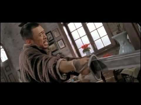 Chinese fighting kung fu