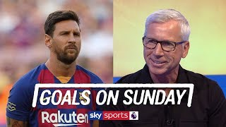 Would Lionel Messi fit in Manchester City's team? | Goals On Sunday