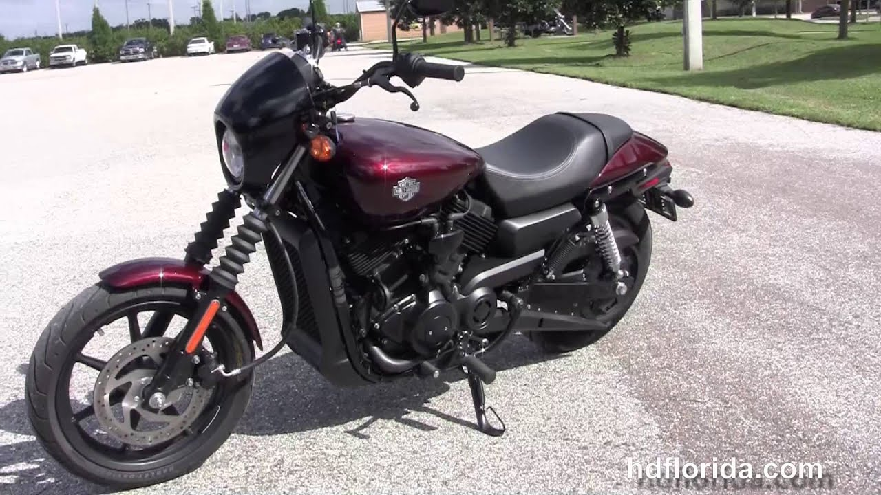 New 2015 Harley Davidson Street 500 Motorcycle Specs - YouTube