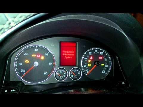 Volkswagen Jetta reset ( service now)
