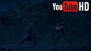 RESIDENT EVIL : VENDETTA (CHRIS VS GLENN ROUND 1) 720p HD