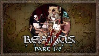 [1/6] Pen & Paper | B.E.A.R.D.S. 2 | Akt 2: Blanker Jorge | Enthüllung  | 23.10.2015
