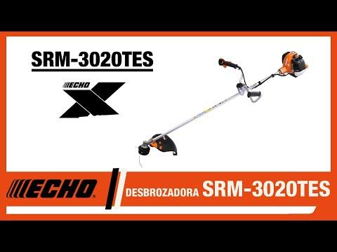 Desbrozadora High Torque Echo Srm 3020 Tes
