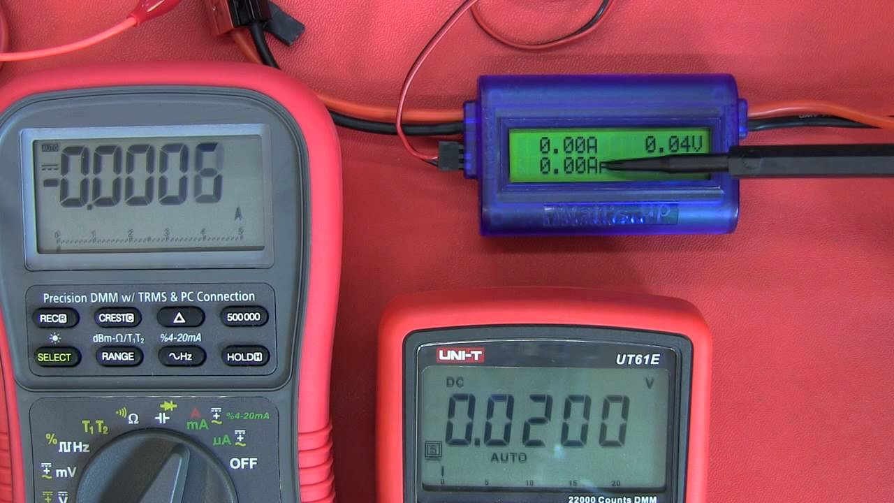 Power Watt Meter Review Rcsky Watts Up Po8er And A Little Lcd 60v 100a Dc Rc Balance Voltage Battery Analyzer Surprise Youtube