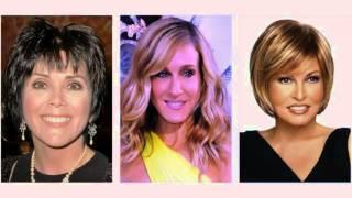 Frizure za žene iznad 50 godina