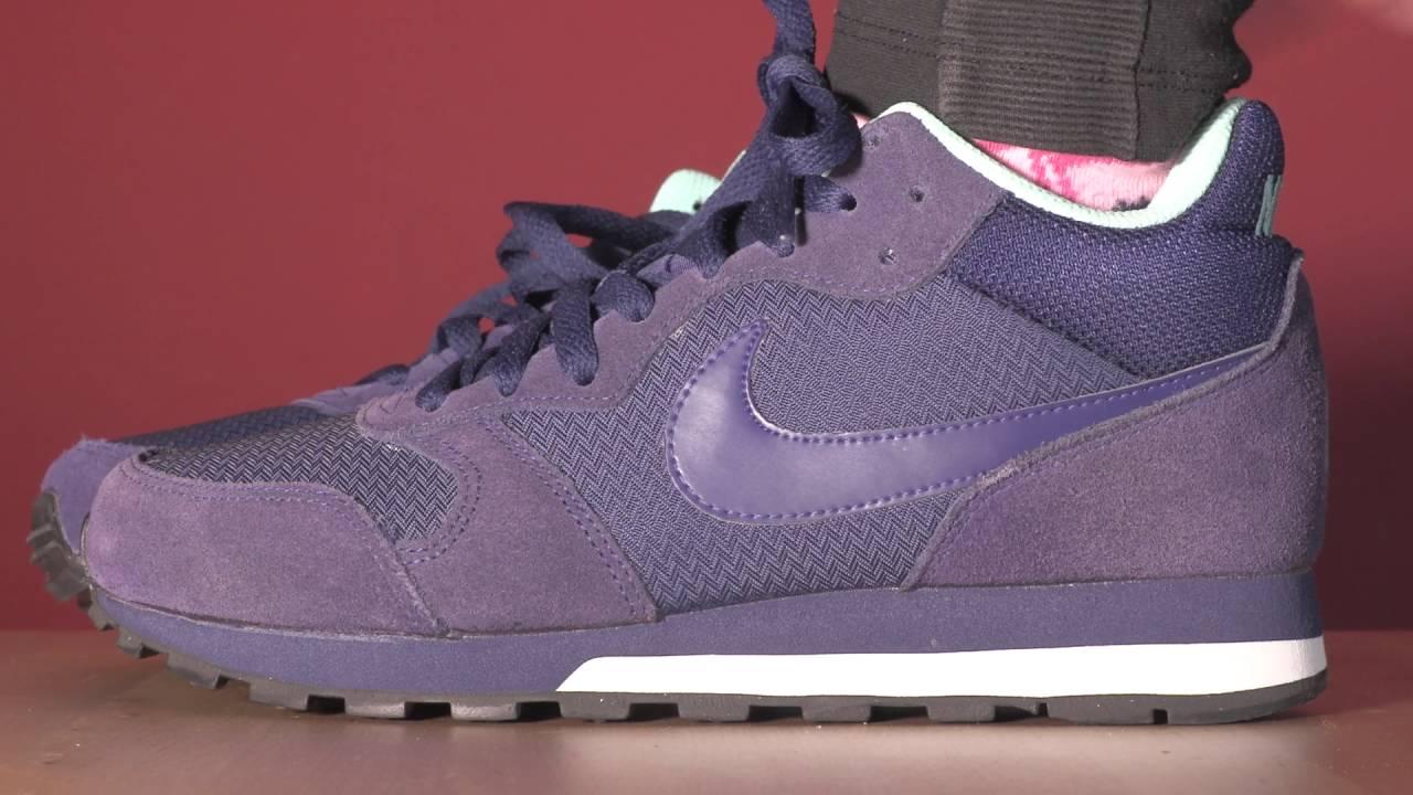 Nike Air MD Runner 2 MID Schuhe die besten Damen Sneaker für den Herbst Review
