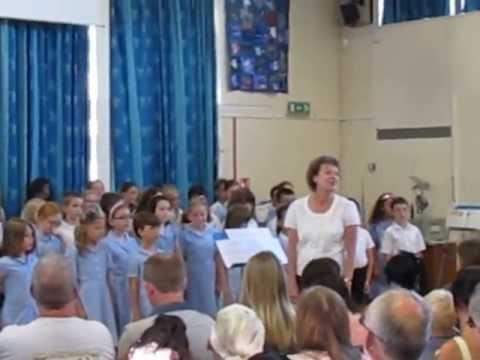 Barnham Primary School Choir 19 July 2013 - Ocean Commotion 1 Welcome