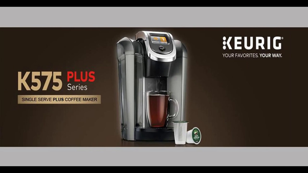 Keurig Coffee Maker Quit Working No Power : Keurig K575 Coffee Maker - YouTube