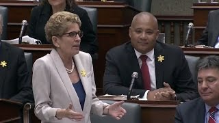 Wynne Announces Free Income Using Free Money