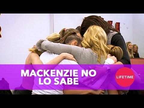 DANCE MOMS: Mackenzie no lo sabe - (Temp 6, Ep 141) | Lifetime Latinoamérica