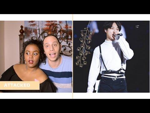 BTS JIMIN - LET GO (4K FANCAM) REACTION (BTS REACTION)