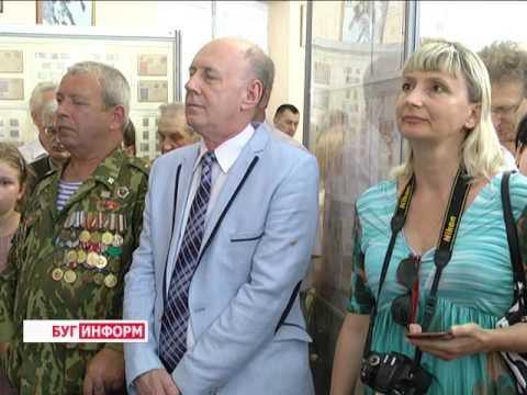 2016-06-23 г. Брест. Международная филателистическая выставка «Брест 2016».  Новости на Буг-ТВ.