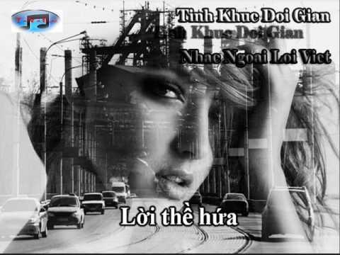 Tinh Khuc Doi Gian karaoke karafun beat Nu-Hung Tran
