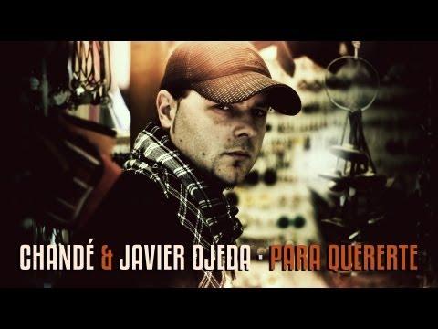 Chandé y Javier Ojeda -