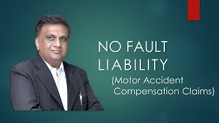 No Fault Liability   Section 140 & 163 A   Motor Vehicles Act 1988
