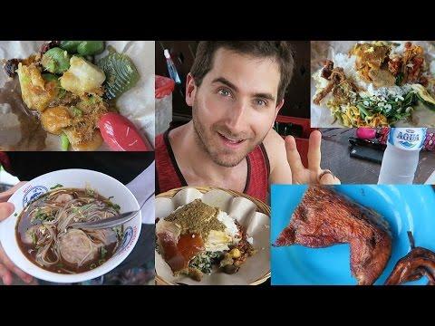 Ultimate Bali Street Food Guide