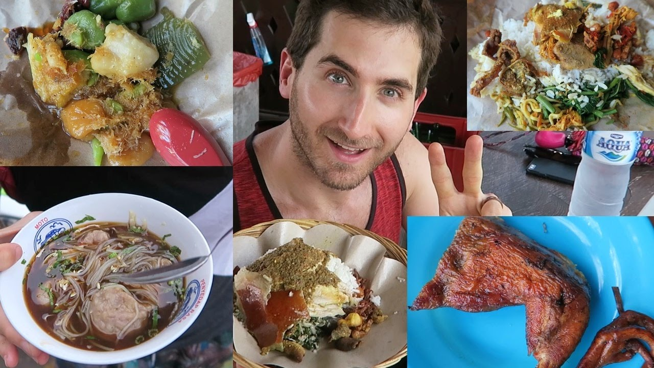 Ultimate Bali Street Food Guide