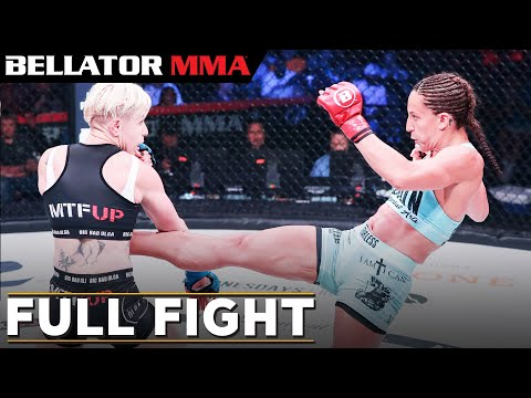 Full Fight | Julia Budd vs. Olga Rubin - Bellator 224