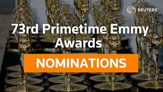 LIVE: Emmy nominations are announced