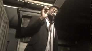 Spoken Word Legend Taalam Acey @ Mike Geffner Presents The Inspired Word - Part 2