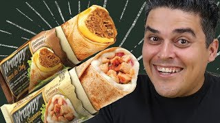 WRAPPY - Mexicano Gourmet, Frango Supreme, Carne do Chef e Peito de Peru