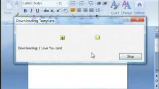 General Computer Tips : How to Create a Tent-Fold Greeting Card in a Word-Processing Program