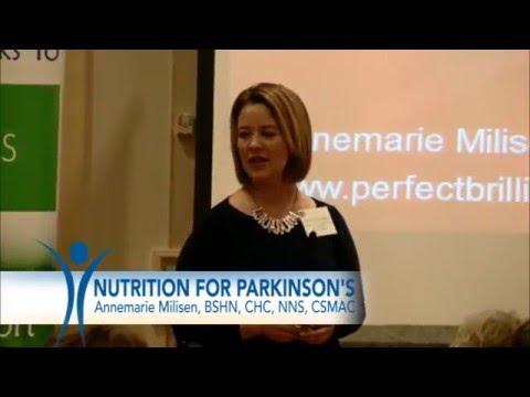 e3 Energize Breakout - Nutrition for Parkinson's Disease