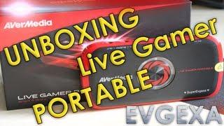 Обзор карты видео захвата AVerМedia Live Gamer Portable Unboxing от Евгехи(Обзор карты видео захвата AVerМedia Live Gamer Portable Unboxing от Евгехи Сегодня я представляю именно открытие коробочки..., 2013-07-21T09:37:15.000Z)