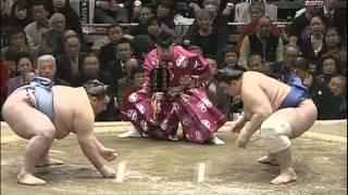 Январский турнир по Сумо 2013, 4-6 дни: Хатсу Басё (Токио) / Hatsu Basho (Tokyo)