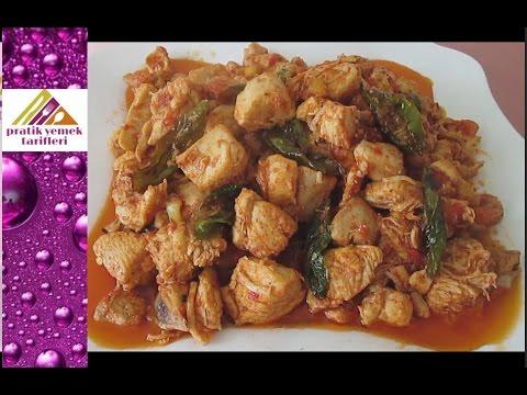 Tavuk Sote Tarifi Pratik Yemek Tarifleri