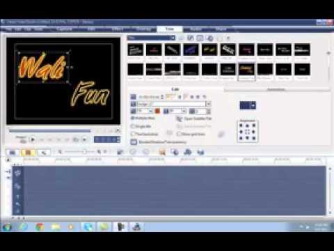 Ulead videostudio training tutorial 1 of 10