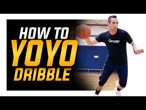 How to Perfect the YoYo Dribble Move: World's Best Basketball Moves