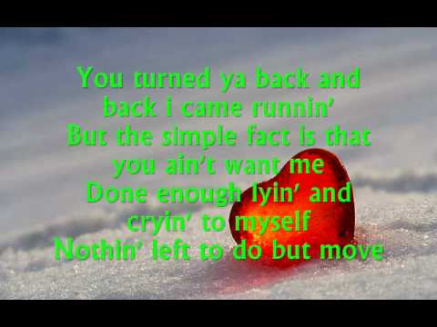 Mary J Blige - Enough Cryin LYRICS
