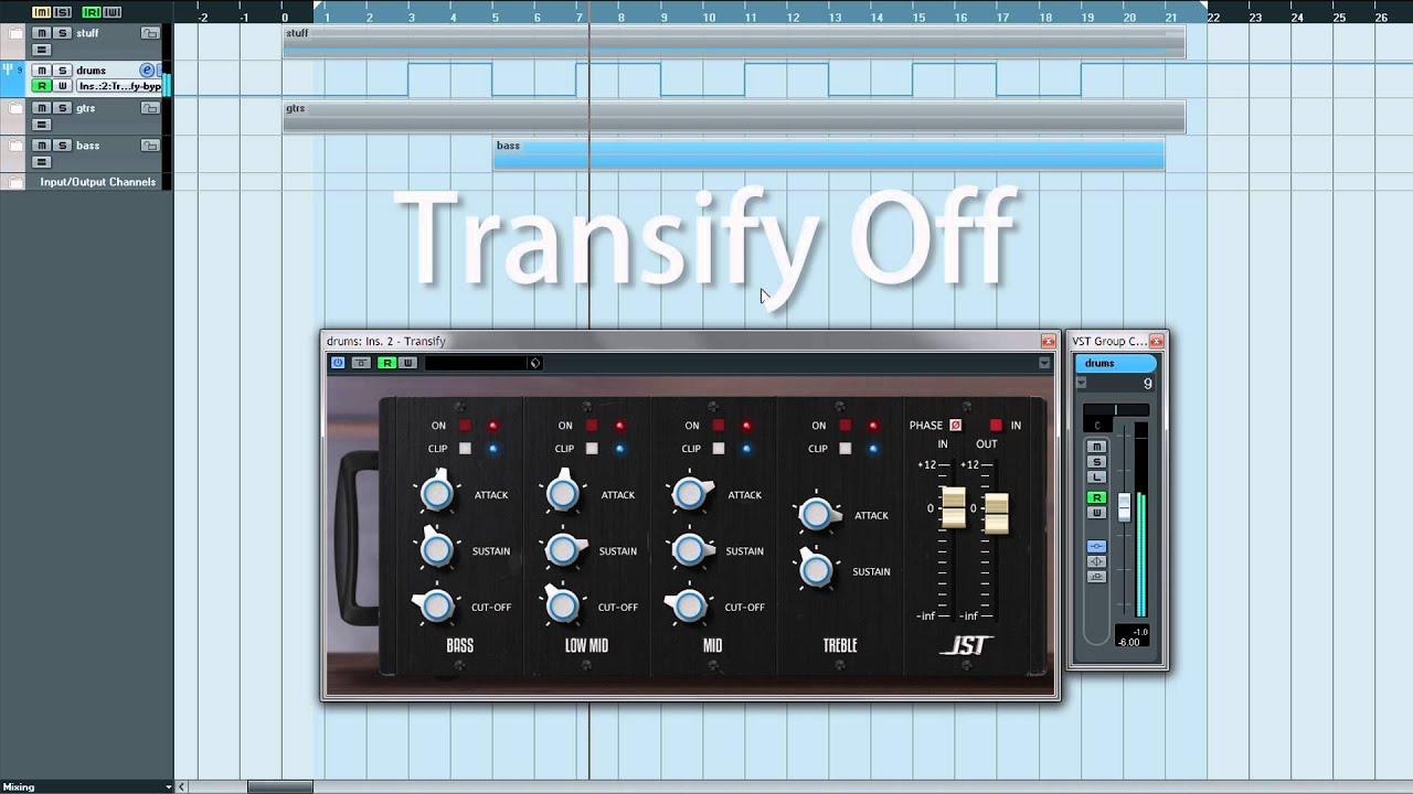 JST Transify