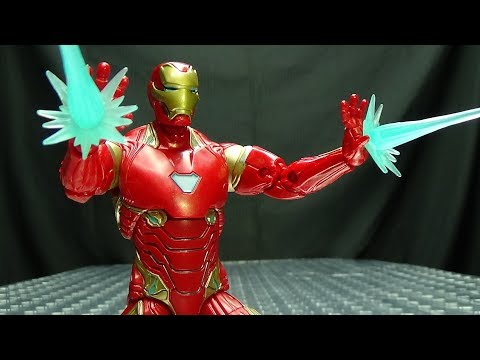 Marvel Legends Avengers Infinity War IRON MAN: EmGo's Reviews N' Stuff