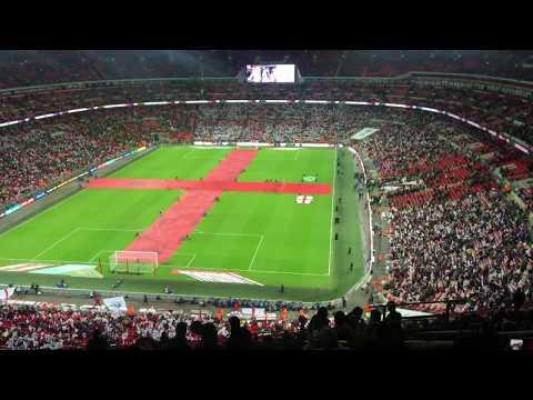 England vs Brazil - Wembley Stadium