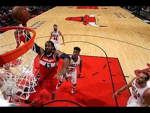 Washington Wizards vs Chicago Bulls - January 11, 2016