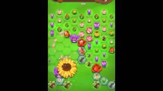 Blossom Blast Saga Level 151 New No Boosters