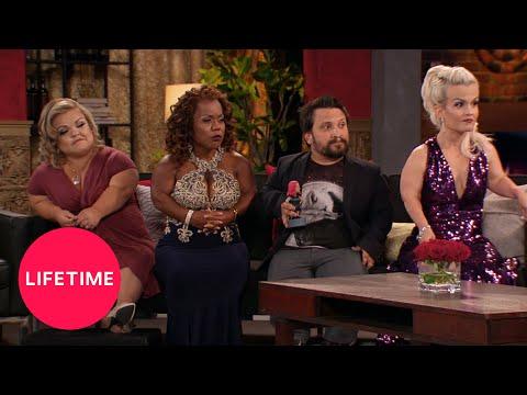 Little Women: LA - Joe & a Miss Juicy Bobblehead Defend Terra (S6 Reunion) | Lifetime