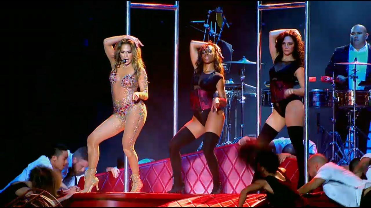 Jennifer Lopez Waiting For Tonight Live In Dubai Hd: where does jennifer lopez live