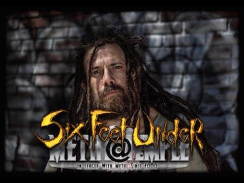 Six Feet Under - Chris Barnes Interview