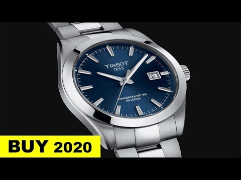Top 8 Best Tissot Watches To Buy 2020   Tissot Watches 2020