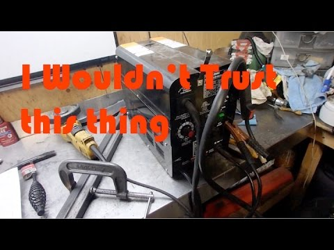 50 Dollar Welder Insane Quality