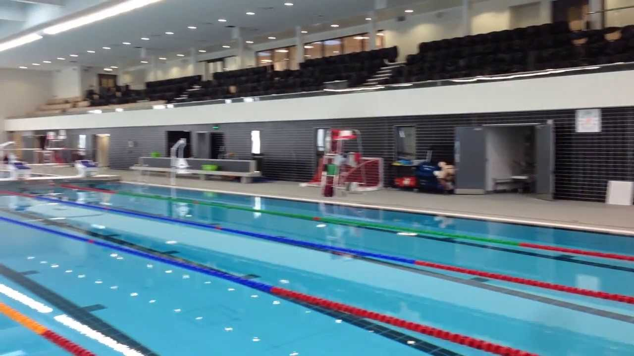 Aquatics Centre 50m Pool 21st March 2014 Youtube