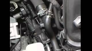moteur bruit golf vi tsi 122 étrange
